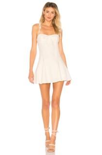 MAJORELLE Tahoe White Dress