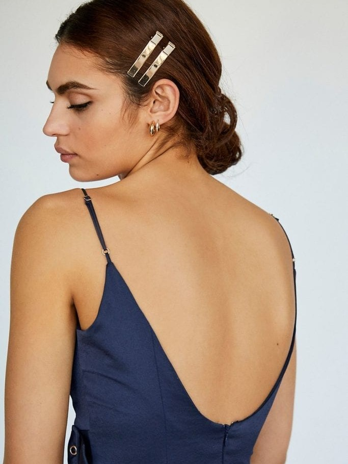 Dazzle From Every Angle In Open Back Dresses