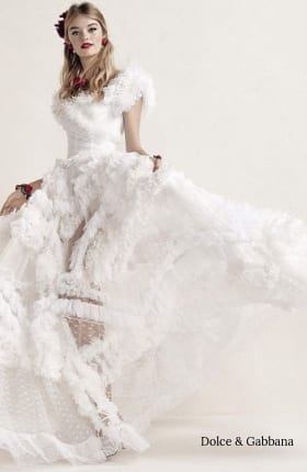We Select … The most Beautiful Wedding Dresses