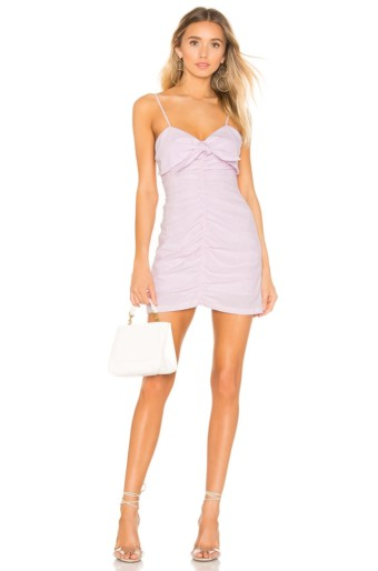 SUPERDOWN Annie Mini Pink Dress