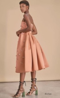 Say Bonjour To These Cute Parisian Designer Dresses