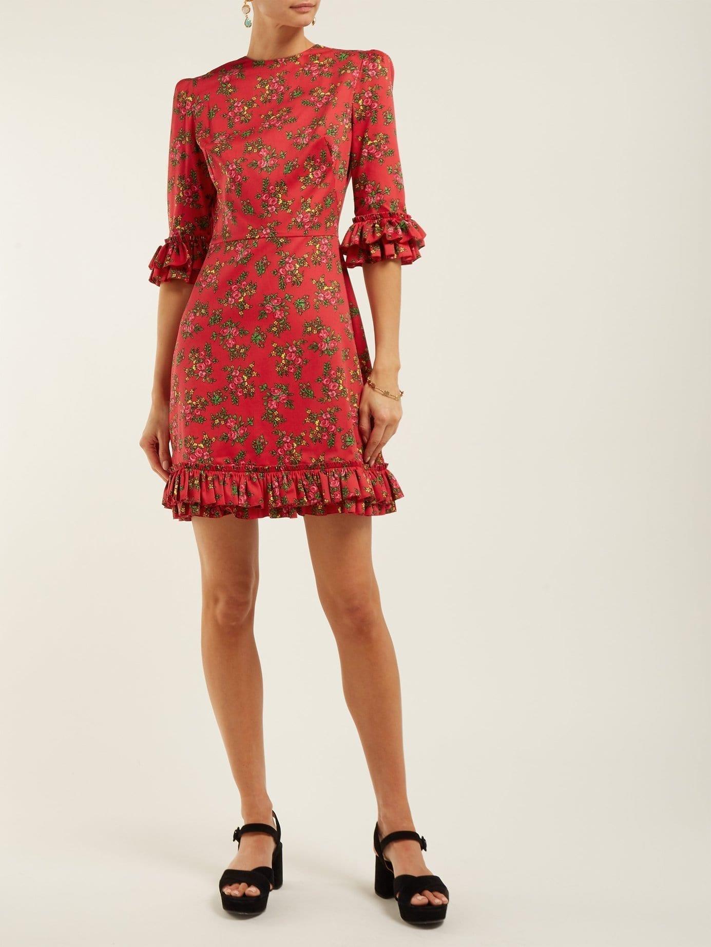 Gypsy Cotton Dress