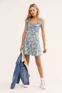 FREE PEOPLE Love Like This Mini Dress