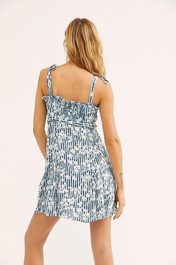 FREE PEOPLE Love Like This Mini Dress