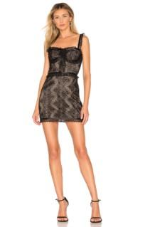 ALEXIS Kesi Black Dress
