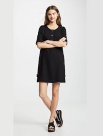 DIANE VON FURSTENBERG Amara Black Dress