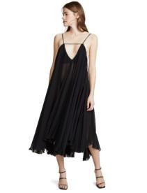 JACQUEMUS Belezza Black Dress