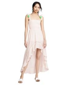 KOS RESORT Pom Pom Pink Dress