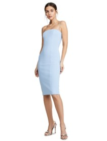 MISHA COLLECTION Sophie Sky Blue Dress