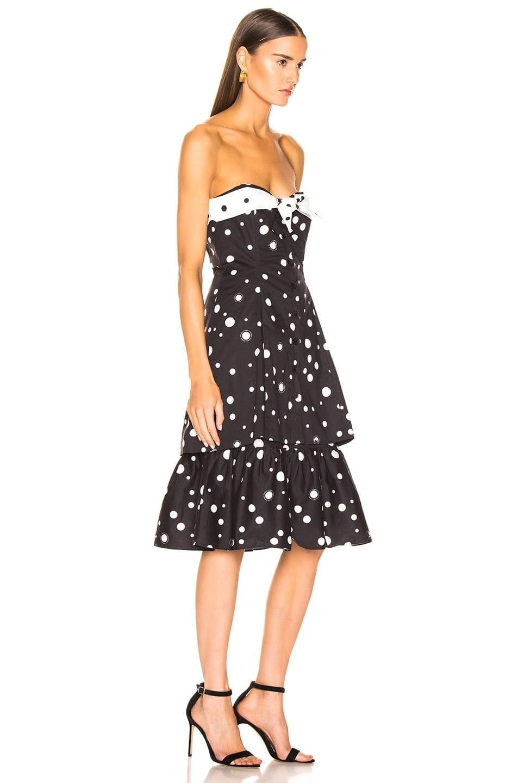 MIAOU Norma Black Dress