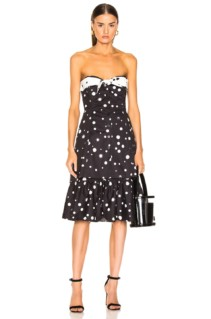 MIAOU Norma Black Dress