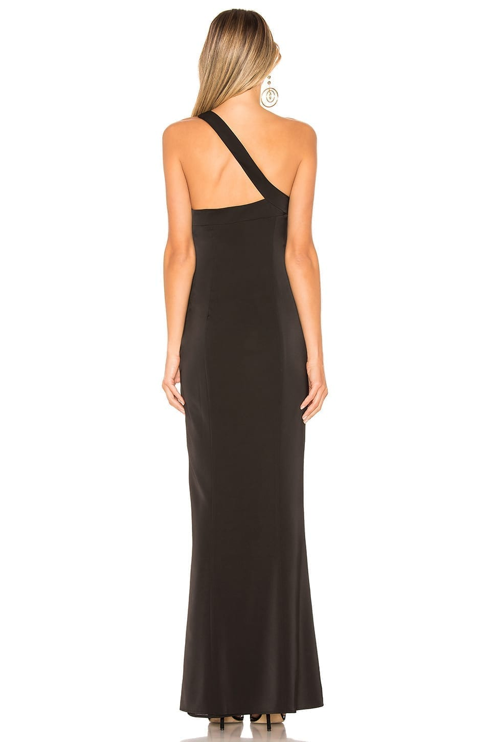 NBD Evan Black Gown