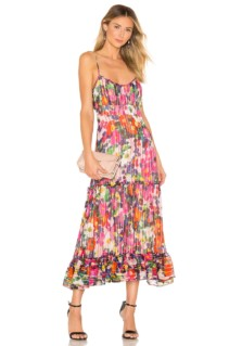 SALONI Bella Multi / Floral Printed Dress
