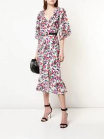 SALONI Bounty Multicolor Dress
