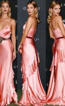 We Love Her Dresses...Rosie Huntington-Whiteley