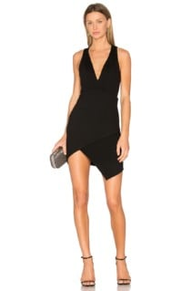 NBD Dries Black Dress