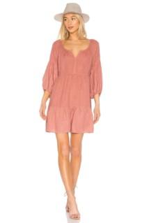 VELVET BY GRAHAM & SPENCER Vesta Mini Posey Dress