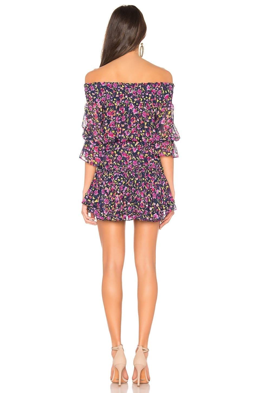 MISA LOS ANGELES X REVOLVE Darla Floral Multi Color Dress
