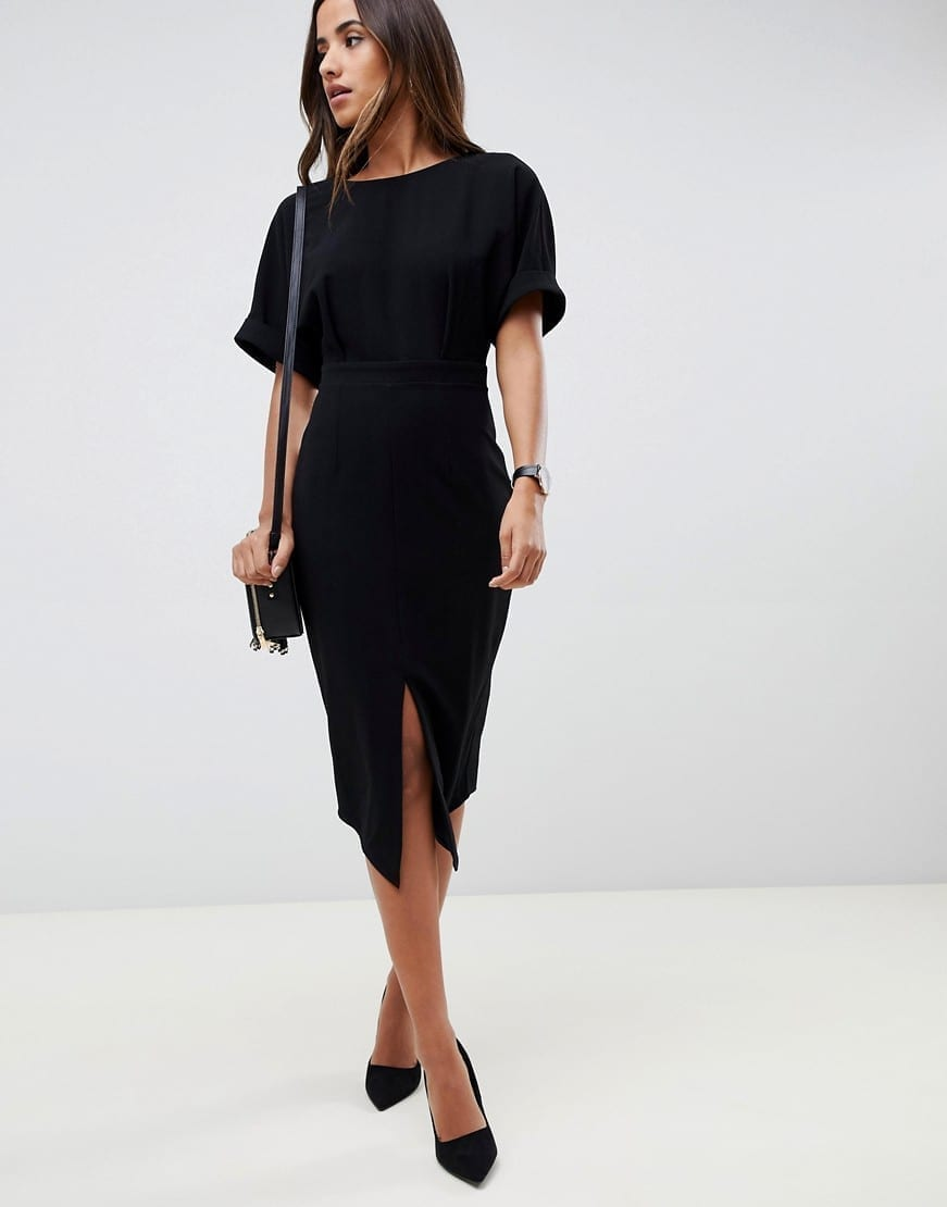 f7efc349b8 ASOS DESIGN Black Dress Archives - We Select Dresses