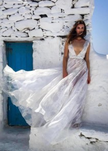 Destination… Perfect Dresses For Magical Mykonos 2
