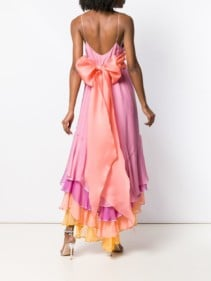 MARC JACOBS Bow Party Pink Dress