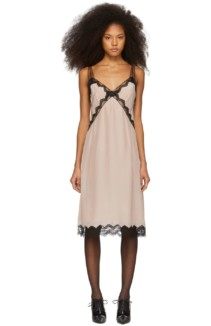 MARC JACOBS Slip Pink Dress