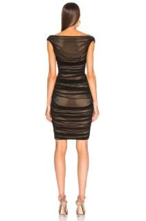 NORMA KAMALI Tara Black Dress