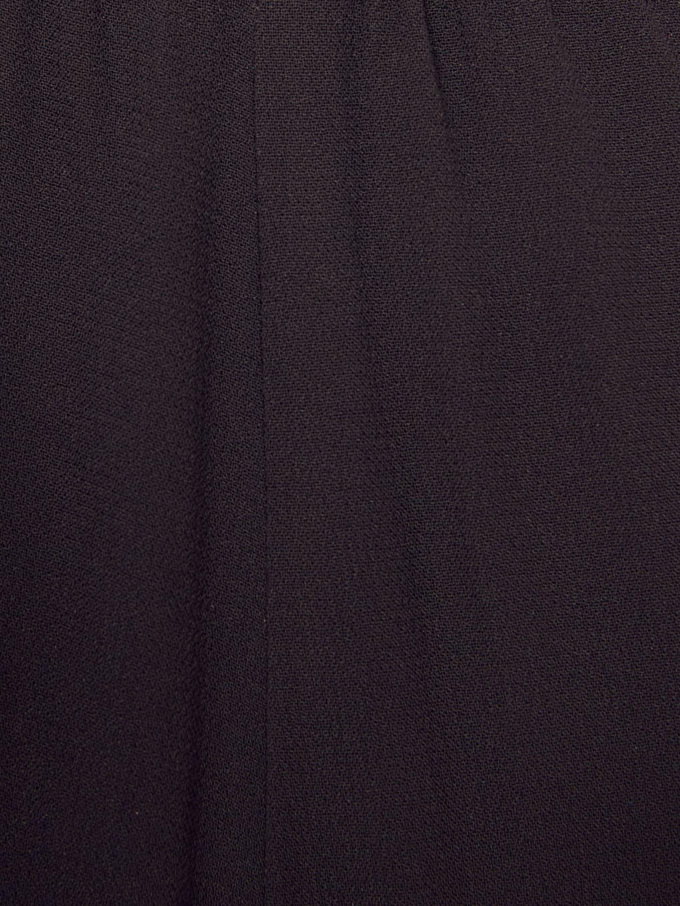 REFORMATION Shelley Black Dress
