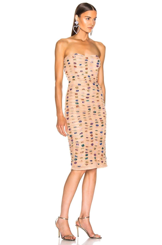 RETROFETE Rachel Pink Dress
