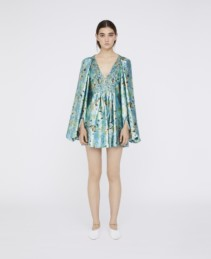 STELLAMCCARTNEY Gianna Multicolored Dress