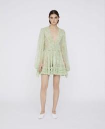 STELLAMCCARTNEY Valda Green Dress