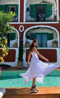 Destination ... Vacation Dresses For Dreamy Los Cabos
