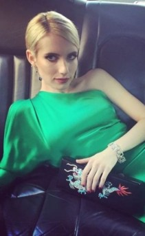 We Love Her Dresses... Emma Roberts