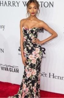 We Love Her Dresses...Jourdan Dunn