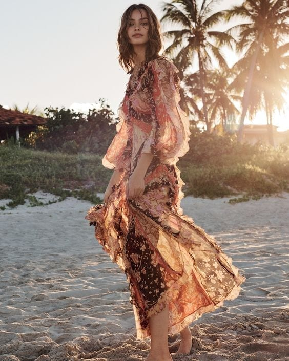 Destination… Sensational Dresses For Scenic Costa Rica