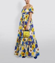 BORGO DE NOR Antigone Off-The-Shoulder Dress