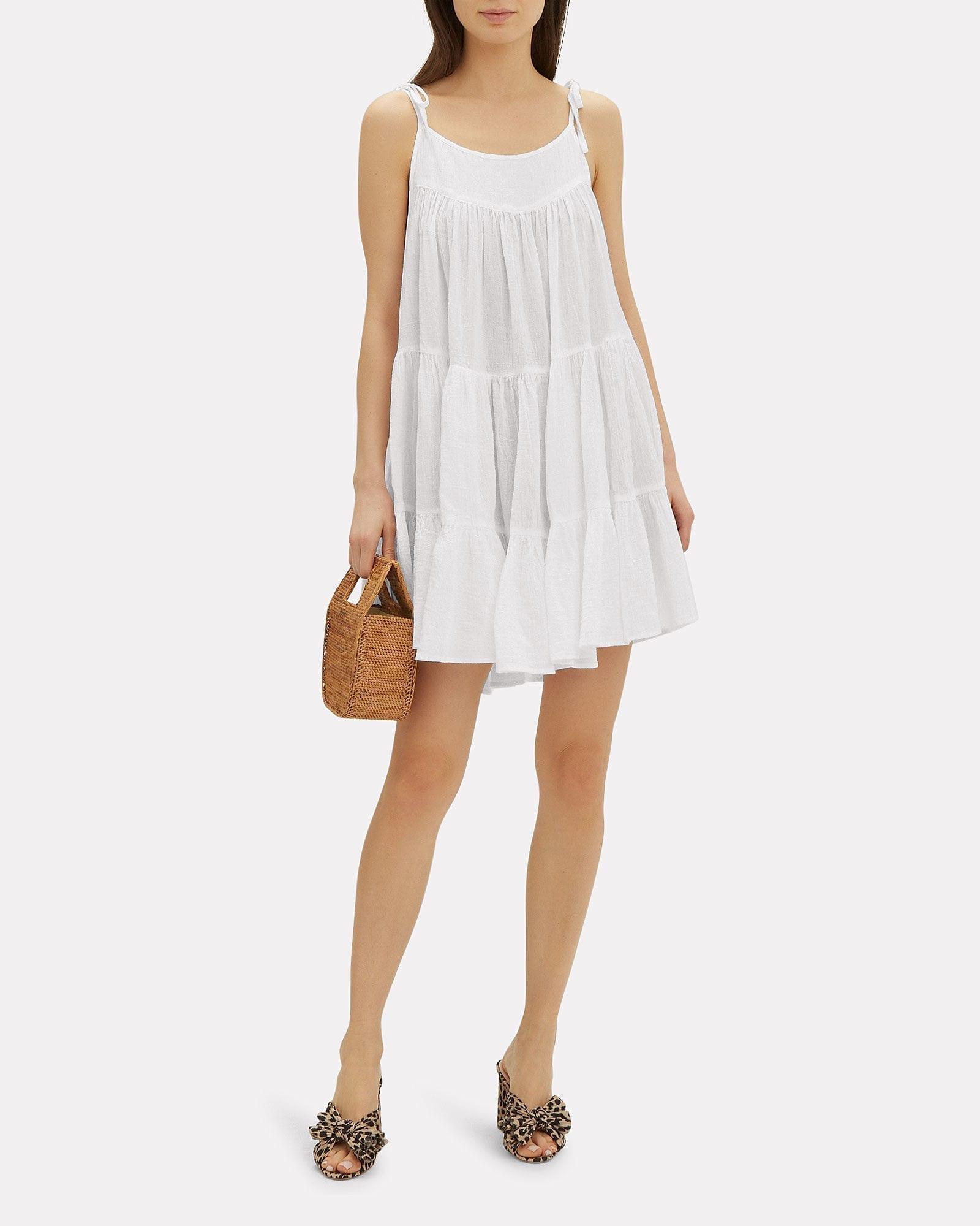 HONORINE Peri Mini Dress