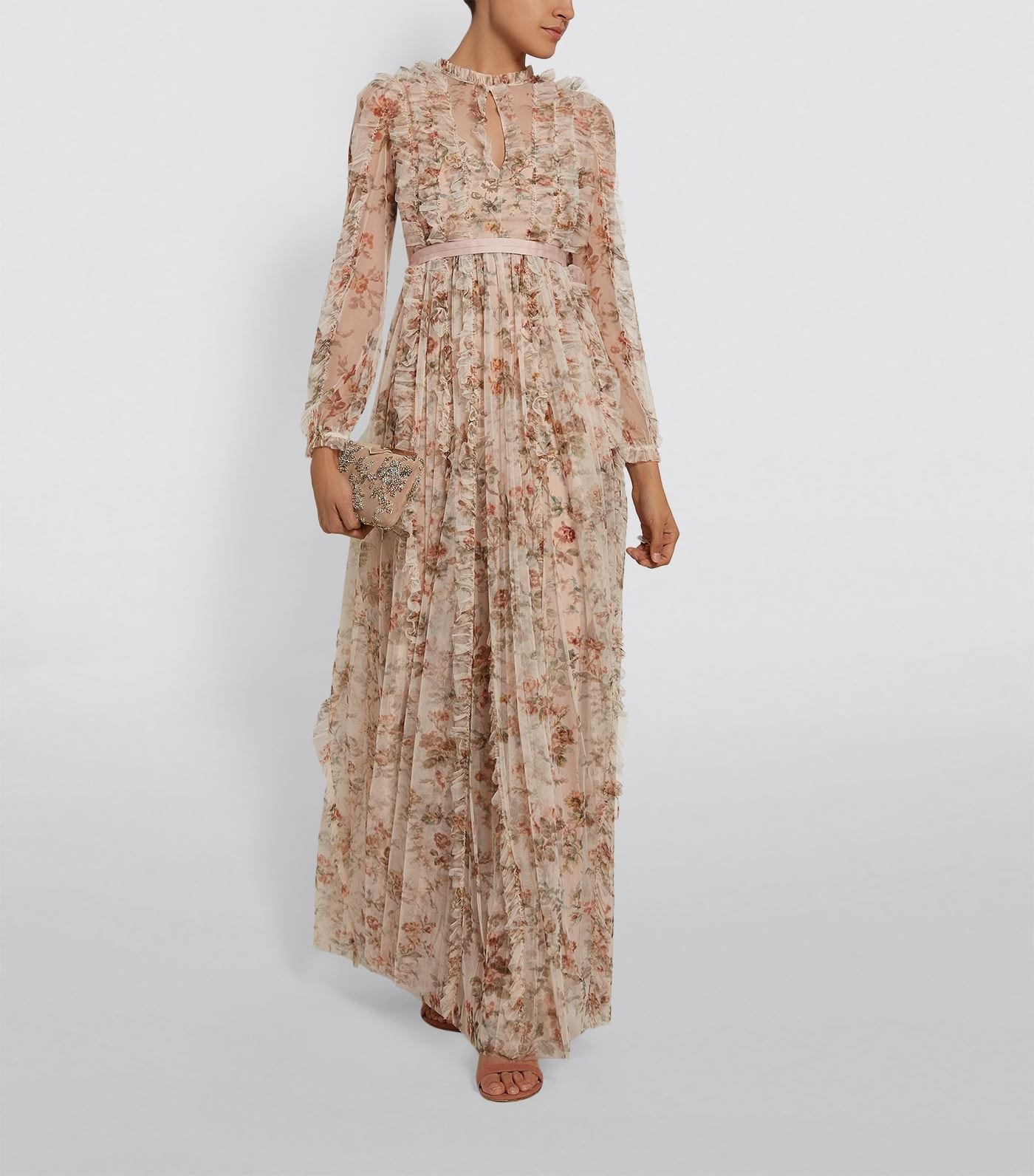 NEEDLE & THREAD Garland Flora Gown