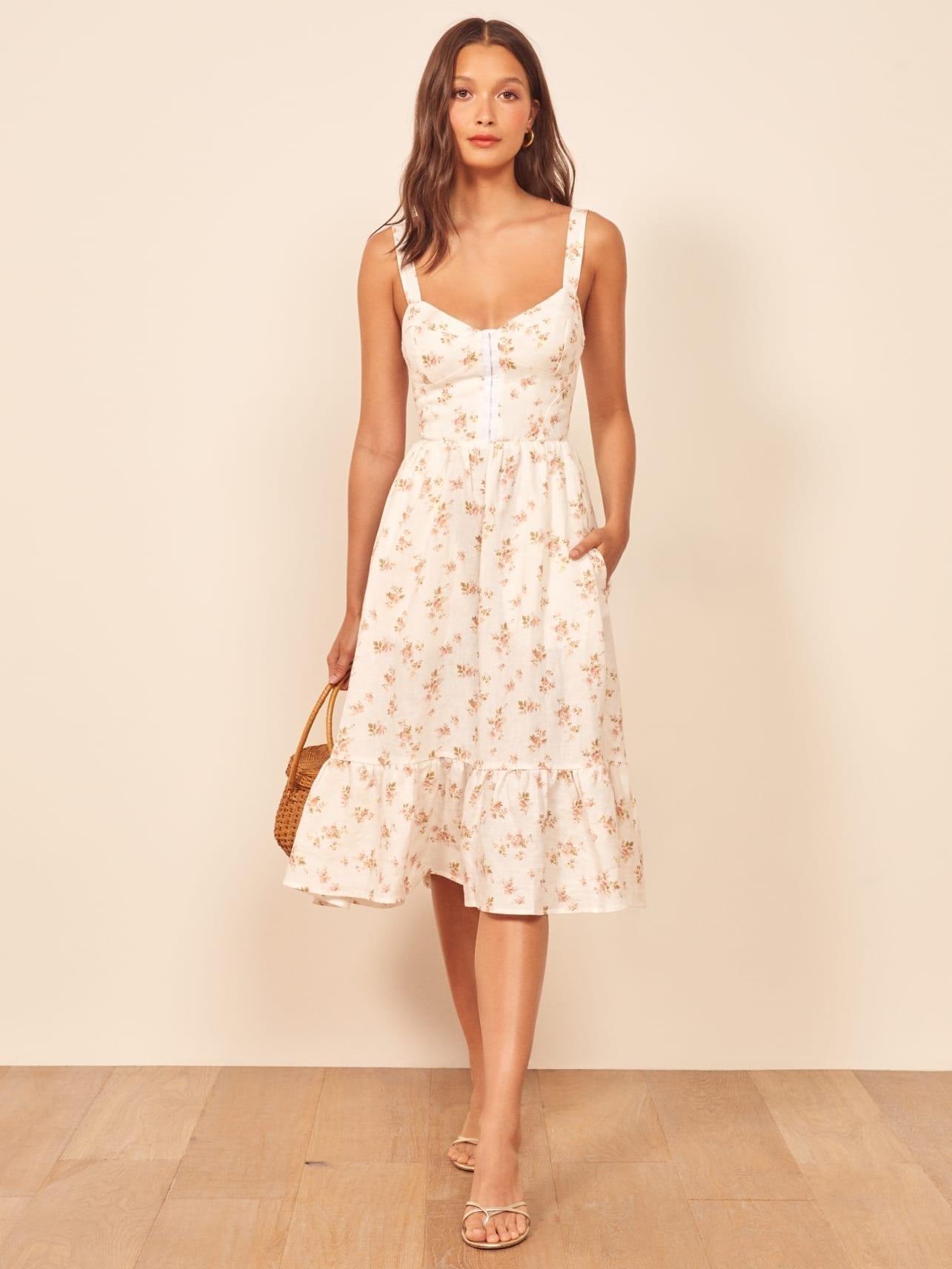 REFORMATION Dolci Dress