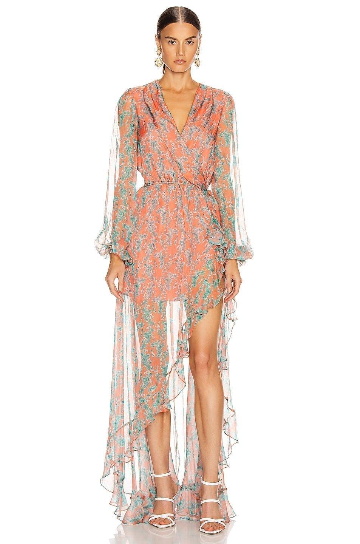 CAROLINE CONSTAS Liv Dress