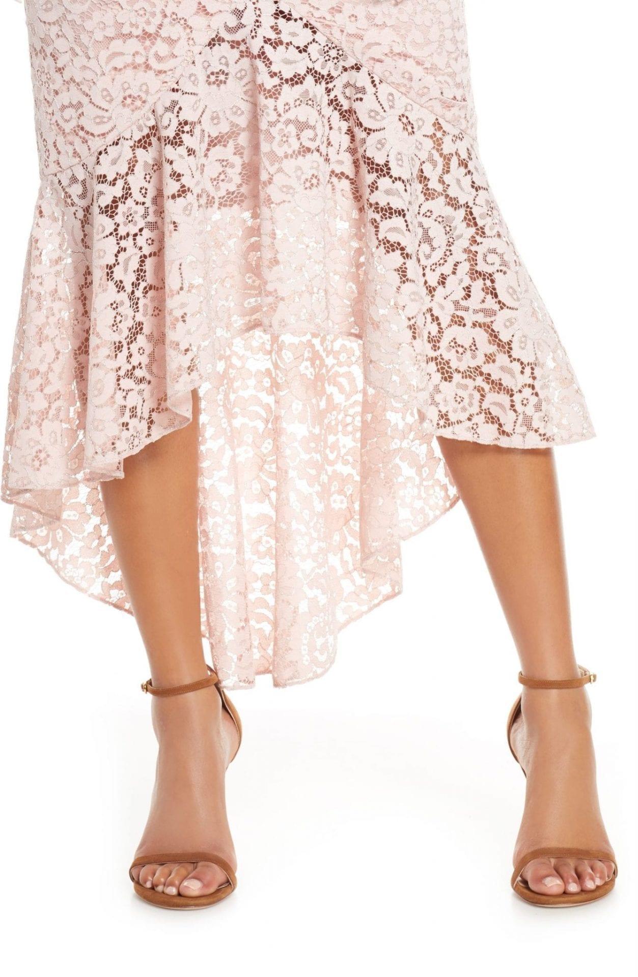 ELIZA J Sleeveless V-Neck Midi Dress