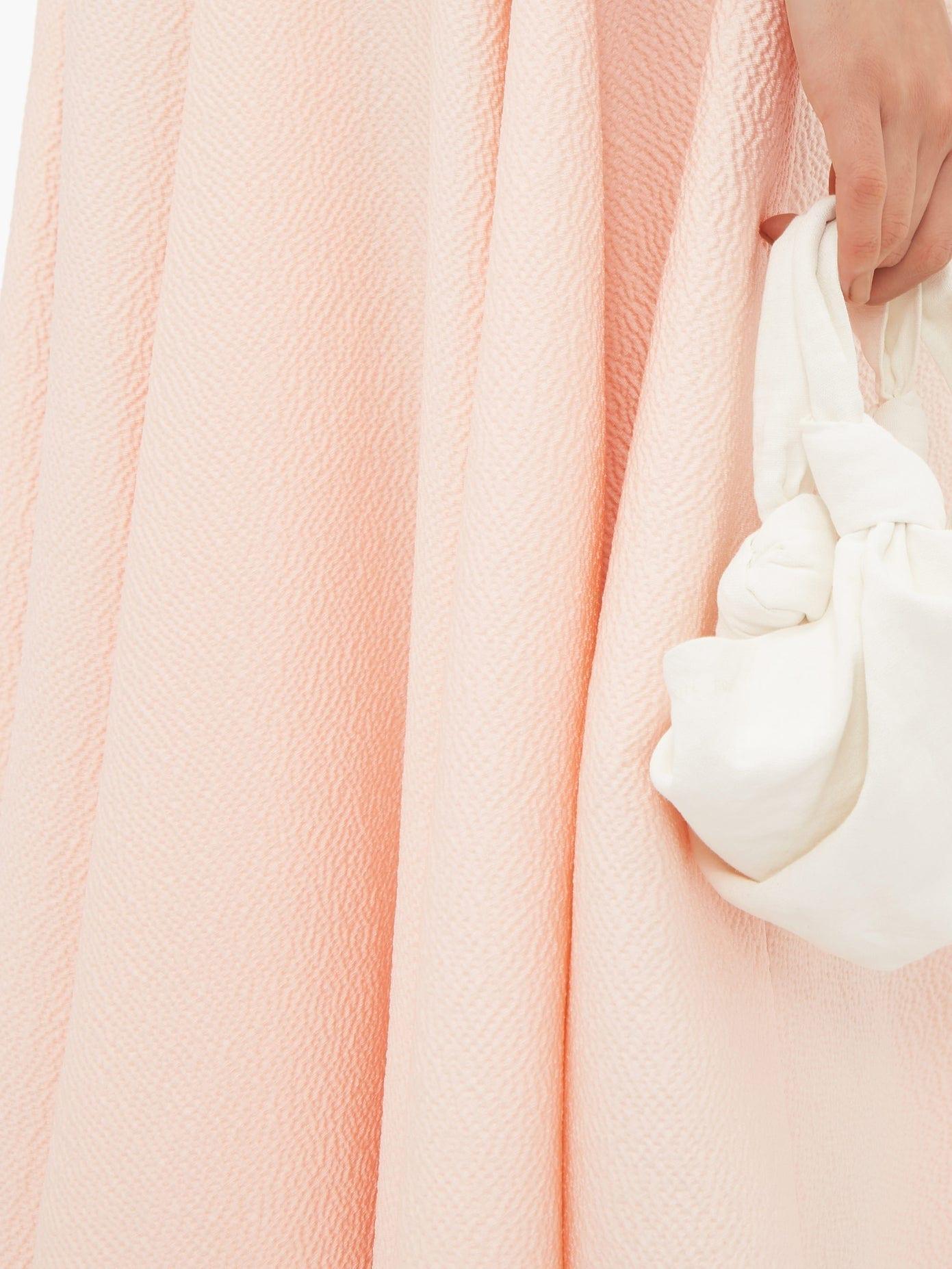 EMILIA WICKSTEAD Freya Double-cloque Dress