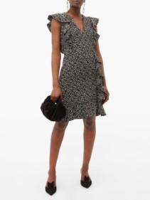 GIAMBATTISTA VALLI Ruffled Bouclé Mini Dress