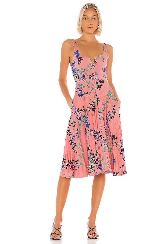 HOUSE OF HARLOW 1960 X REVOLVE Ella Tank Dress