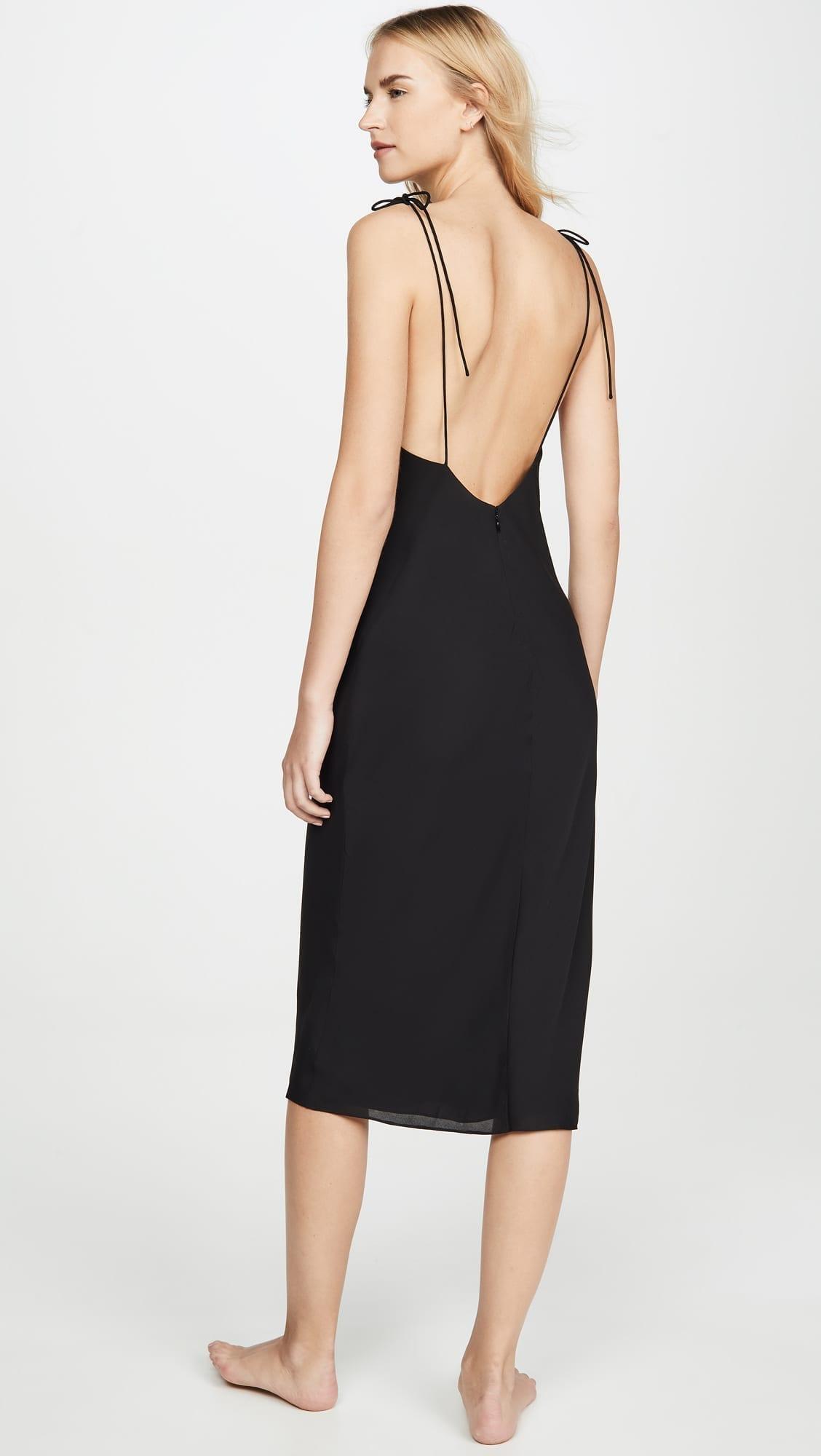 KIKI DE MONTPARNASSE Simple Slip Dress