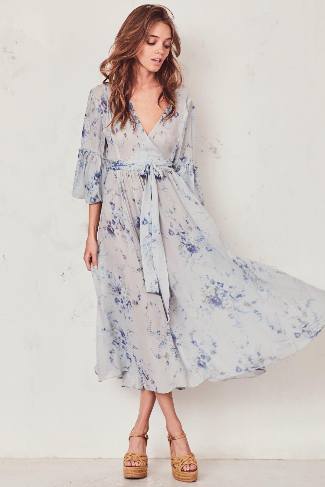 LOVESHACKFANCY Leah Dress