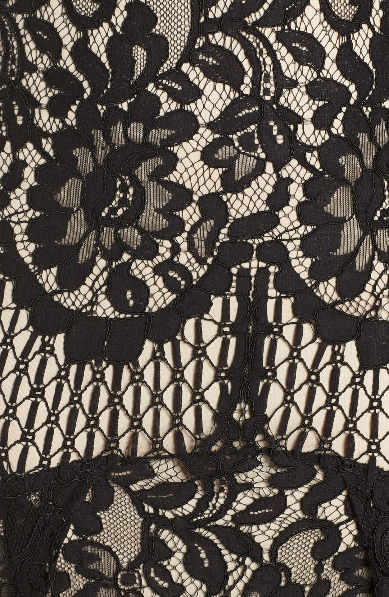 LULUS Flynn Lace Train Gown