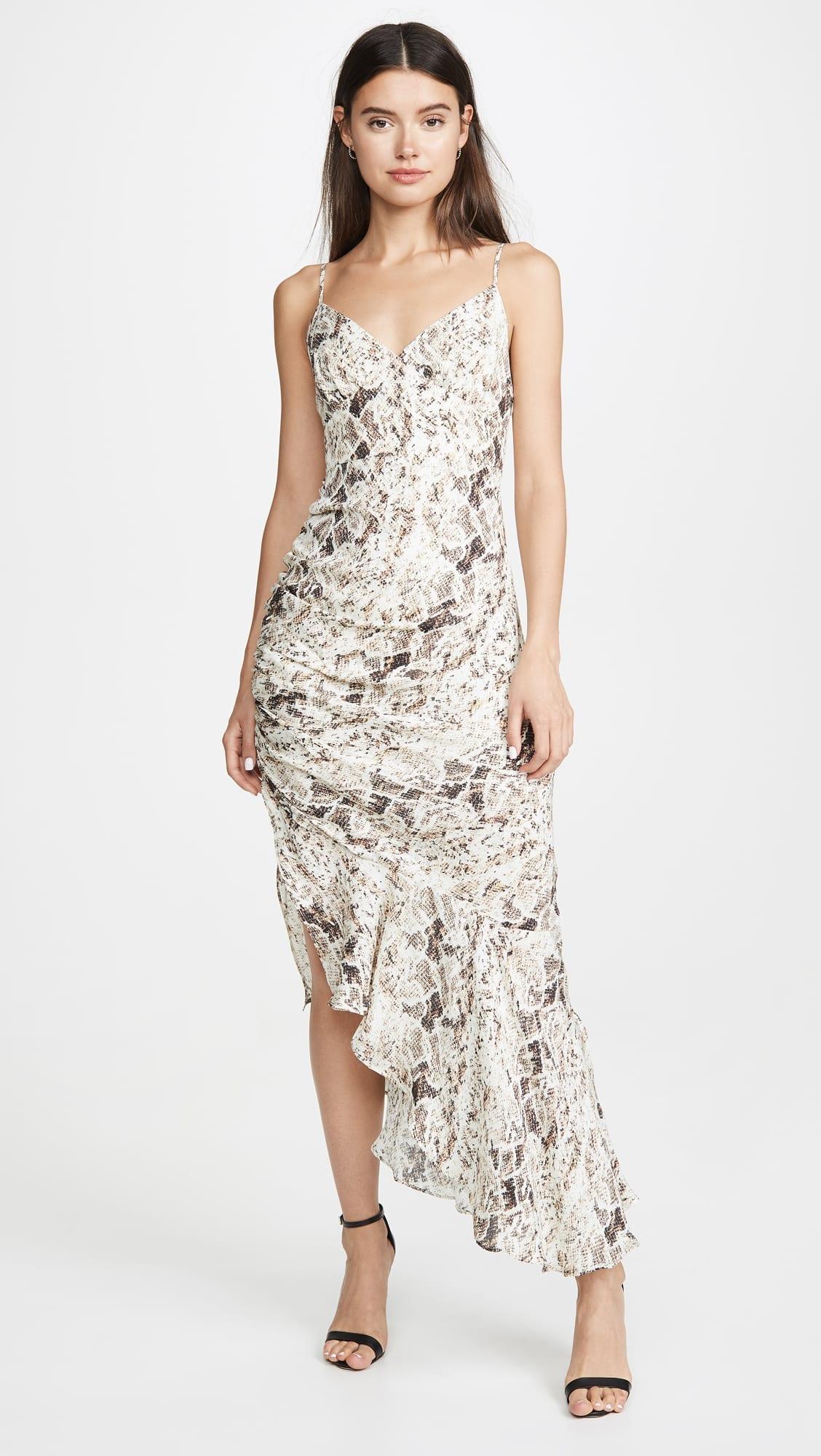 NICHOLAS Triangle Top Slip Dress