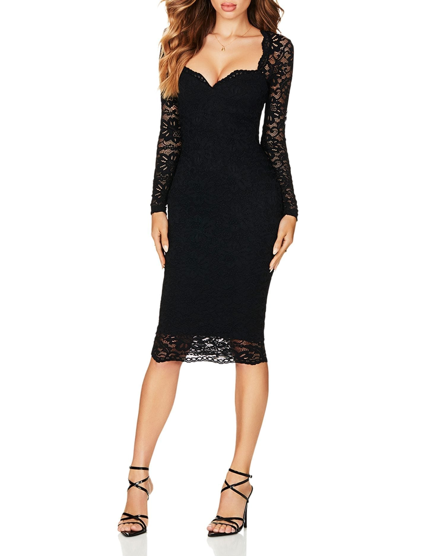NOOKIE Romance Lace Dress