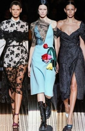 Prada Dresses…Irrisistably Unique Silhouettes For Modern Trend Setters